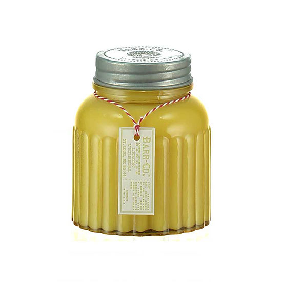 Barr-Co Sugar & Cream Apothecary Candle Lemon Verbena