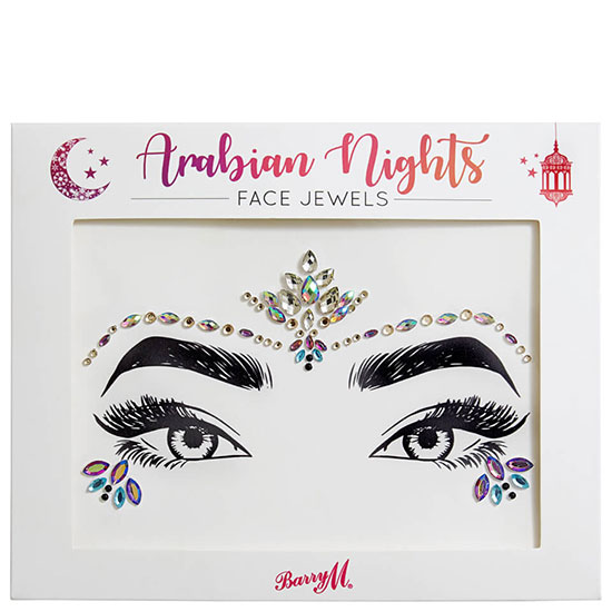 Barry M Face Jewels Arabian Nights