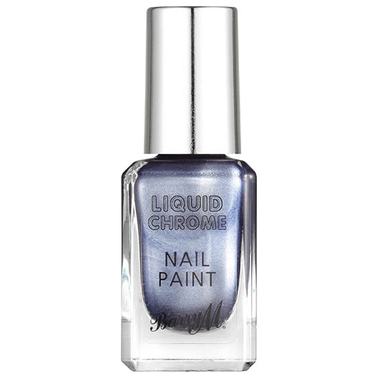 Barry M Cosmetics Liquid Chrome Nail Paint Glow Crazy