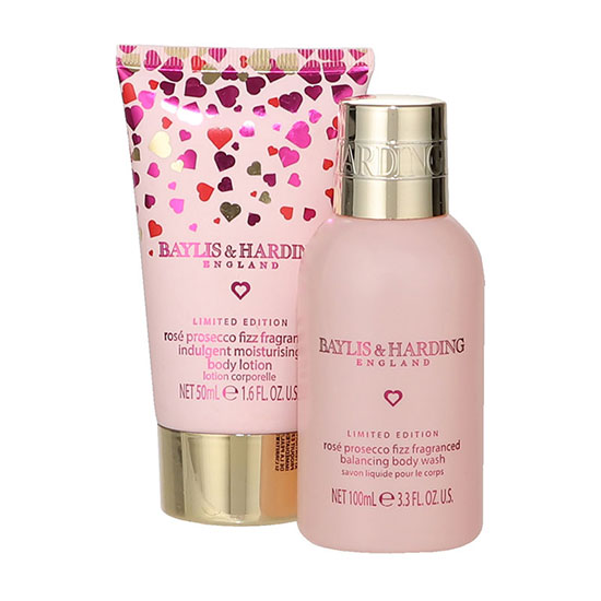 Baylis & Harding Set Of 2 Hearts Gift Set