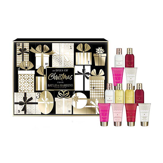 Baylis & Harding Signature Assorted 12 Days Of Christmas Set