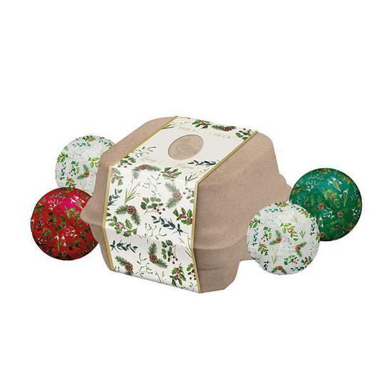 Baylis & Harding The Fuzzy Duck Winter Wonderland 4 Fizzers