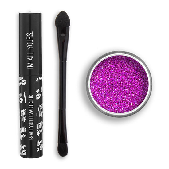 Beauty Blvd Glitter Lips