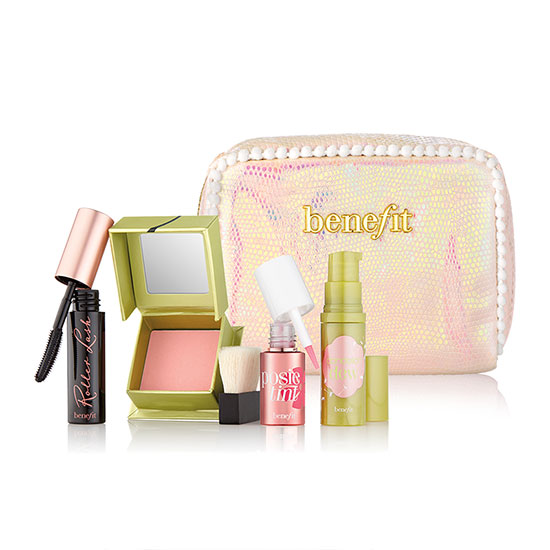 8996859bf15 Benefit Dandelion I Pink I Love You Gift Set | Cosmetify