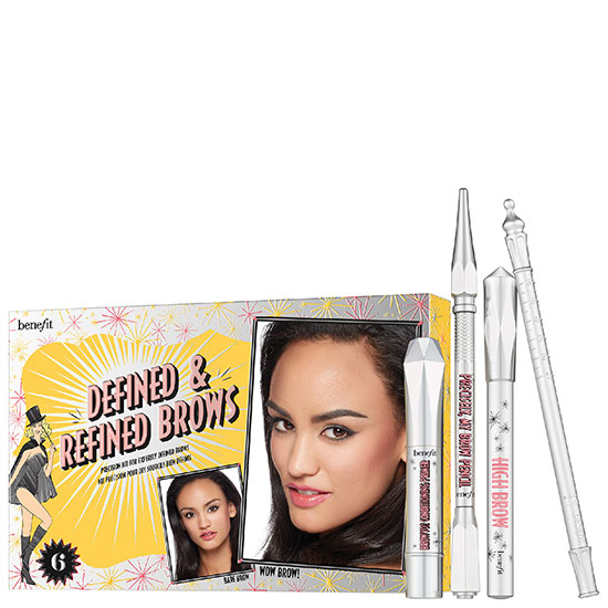 benefit Defined & Refined Brows Kit