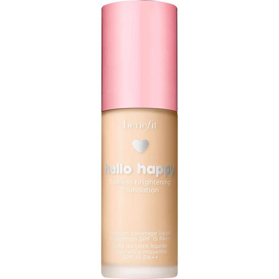 Benefit Hello Happy Flawless Liquid Foundation 01-Fair Cool