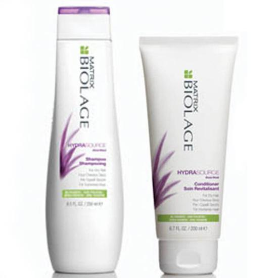 Biolage HydraSource Duo Set: Shampoo & Conditioner 400ml