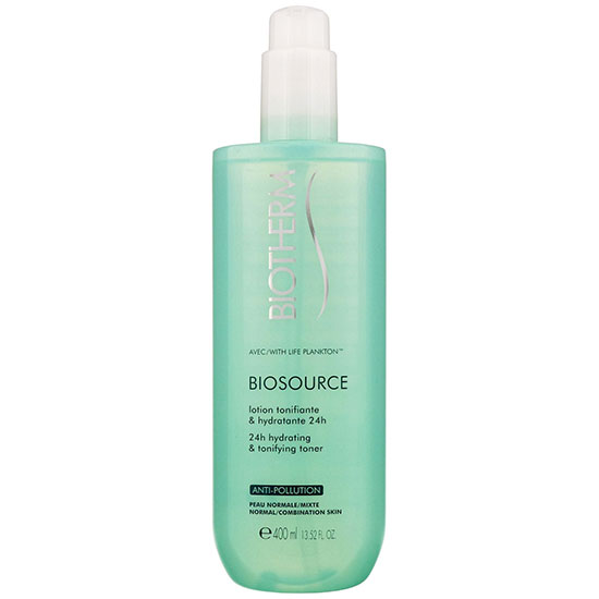 Biotherm Biosource 24h Hydrating & Tonifying Toner For Normal/Combination Skin 400ml