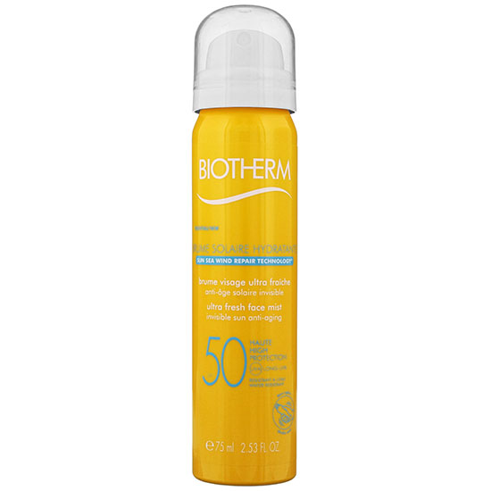 Biotherm Sea Sun Wind Ultra Fresh Face Mist SPF50 75ml