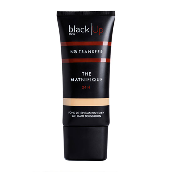 black Up The Matnifique 24h Matte Foundation FNT00