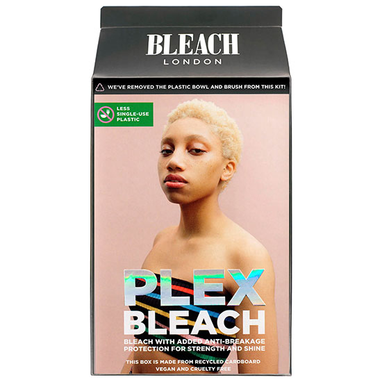 BLEACH LONDON Plex Bleach Kit Bleach with Added Anti-Breakage Protection