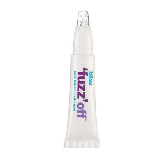 bliss fuzz off hair removal cream