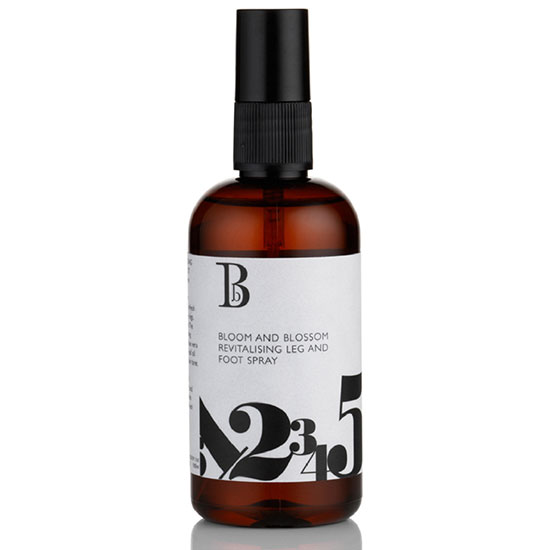 Bloom and Blossom Revitalising Foot and Leg Spray