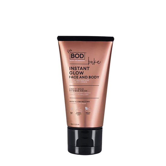 BOD Bake Instant Glow Face and Body Petite