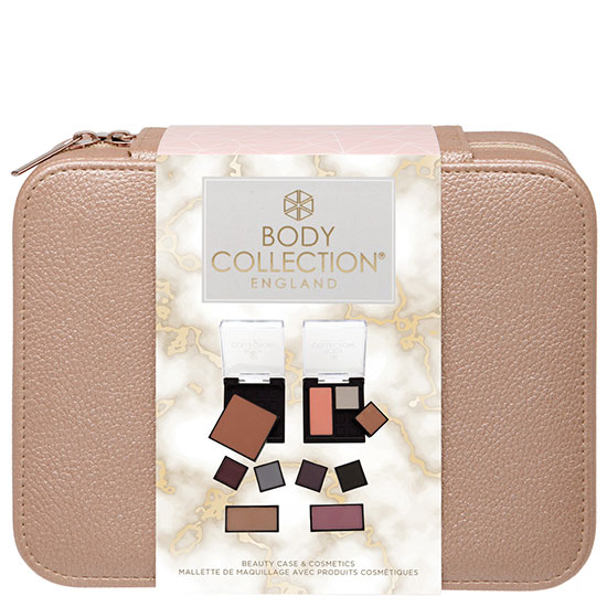 Body Collection Christmas 2019 Beauty Case With Cosmetics