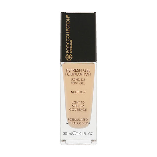 Body Collection Refresh Gel Foundation