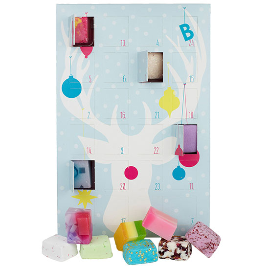 Bomb Cosmetics Countdown To Christmas Advent Calendar