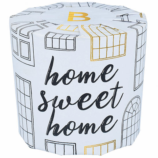 Bomb Cosmetics Christmas 2019 Home Sweet Home Candle