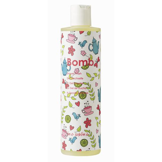 Bomb Cosmetics Lime Sublime Citrus Scented Shower Gel 300ml