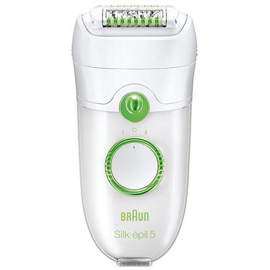 Braun Silk Epil Epilators Silk Epil 5 5780 Legs Body & Face