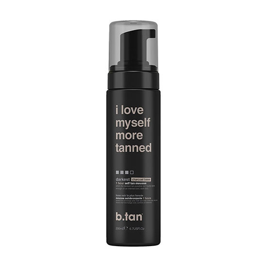 B.Tan Tan Ye I Love Myself More Tanned Self Tan Foam 200ml