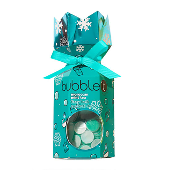 Bubble T Bath Fizzer Duo Moroccan Mint Tea 150g