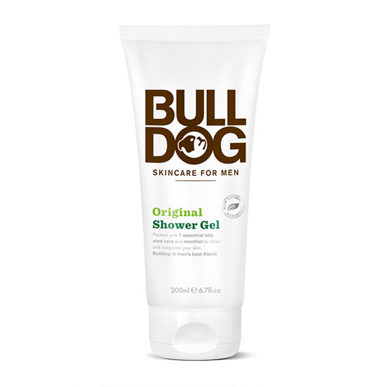 Bulldog Skincare For Men Original Shower Gel