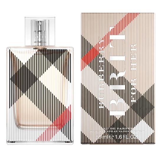 BURBERRY Brit For Her Eau De Parfum Spray 50ml