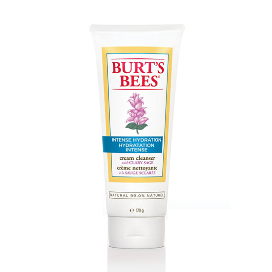 Burt's Bees Intense Hydration Cream Cleanser 170g