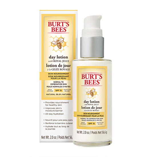 Burt's Bees Skin Nourishment Day Lotion With SPF15 56.6g