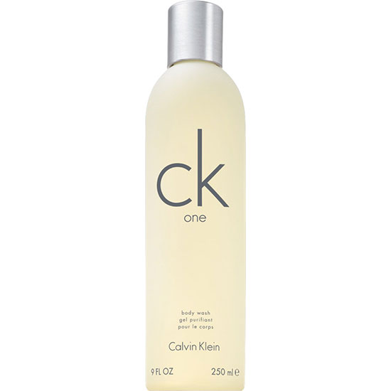 Calvin Klein CK One Hair & Body Wash 250ml