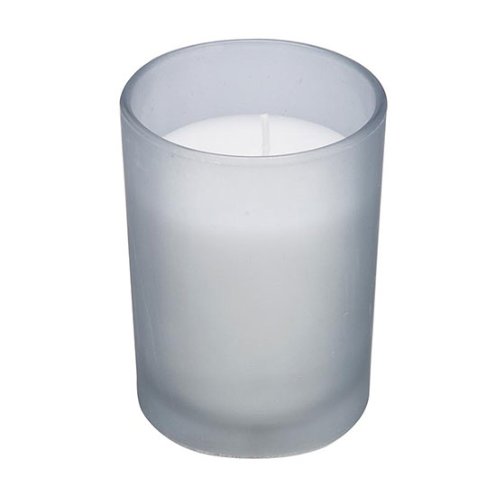 Candlelight Peace Large Wax Filled Pot Candle 220g