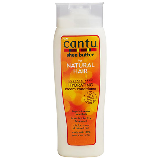 Cantu For Natural Hair Sulphate Free Hydrating Cream Conditioner