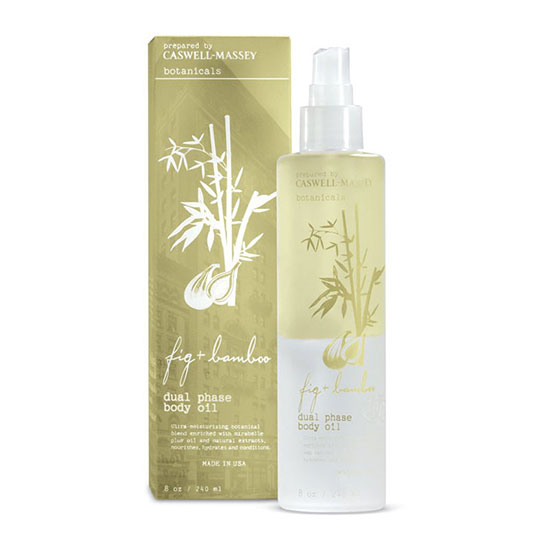 Caswell Massey Fig & Bamboo DualPhase Body Oil