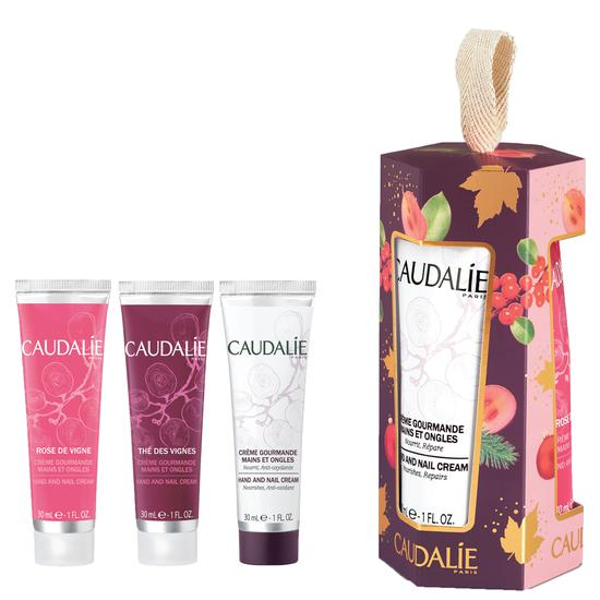 Caudalie Luxury Hand Cream Trio Gift Set