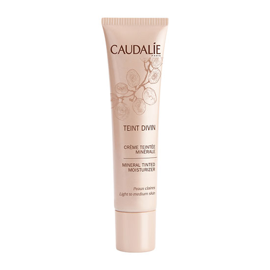 Caudalie Teint Divin Mineral Tinted Moisturizer - Light to Medium Skin