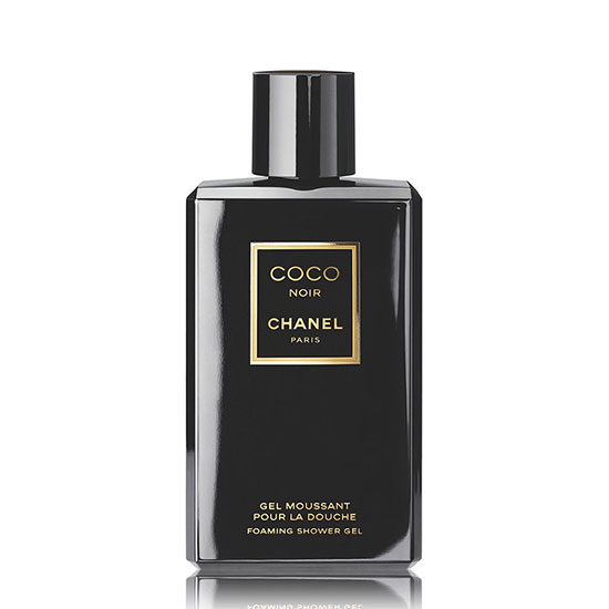 CHANEL Coco Noir Foaming Shower Gel