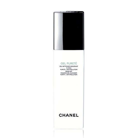 CHANEL Gel Pureté Rinse-Off Foaming Gel Cleanser Purity + Anti-Pollution