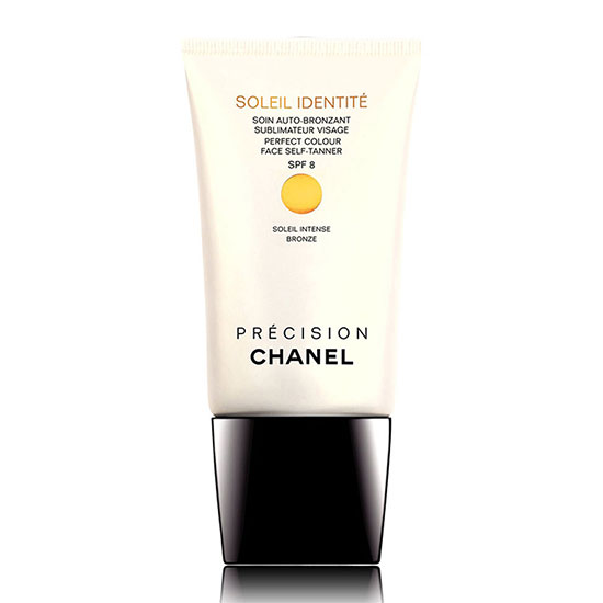 CHANEL Soleil Identité Perfect Colour Face Self-Tanner SPF 8