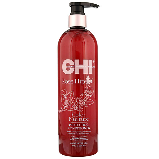 CHI Rose Hip Oil Colour Nurture Protecting Conditioner 739ml