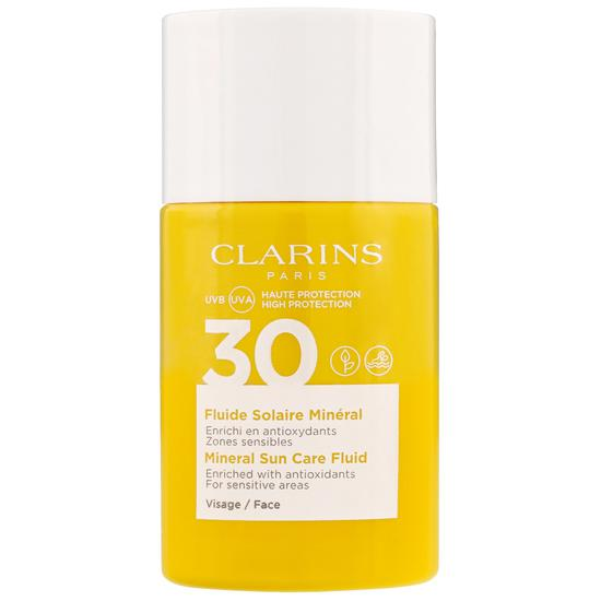 Clarins Mineral Sun Care Fluid For Face SPF30 30ml