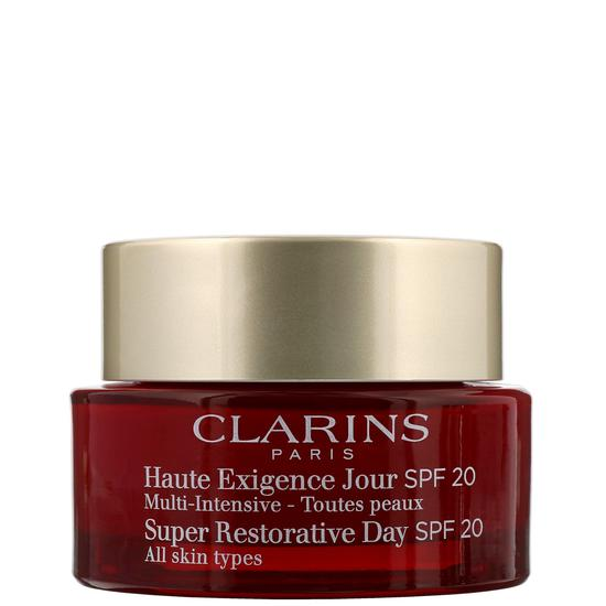 Clarins Super Restorative Day Cream SPF20 All Skin Types 50ml