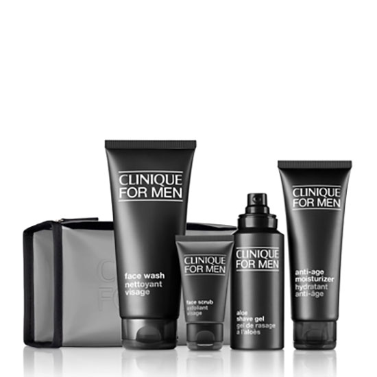 Clinique for Men Better Basics For Men Gift Set
