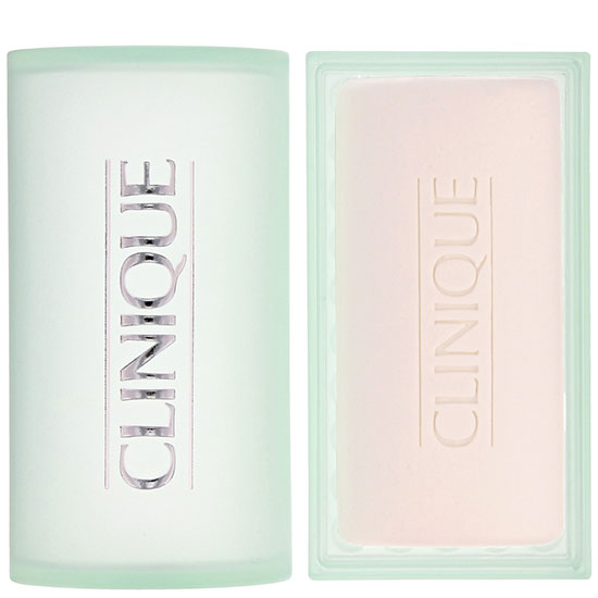 Clinique Cleansers & Makeup Removers Facial Soap Extra Mild With Soap Dish For Very Dry To Dry Skin 100g