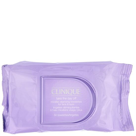 Clinique Take The Day Off Face & Eye Cleansing Towelettes