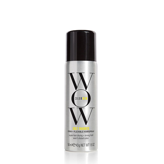 Color Wow Cult Favorite Firm + Flexible Hairspray Mini