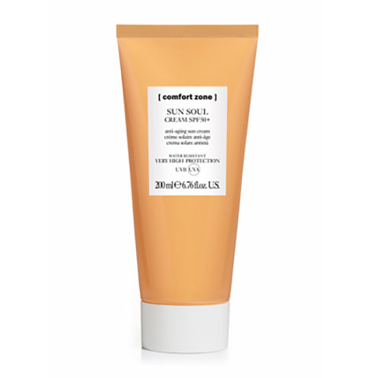 Comfort Zone Sun Soul Face & Body Cream SPF50+