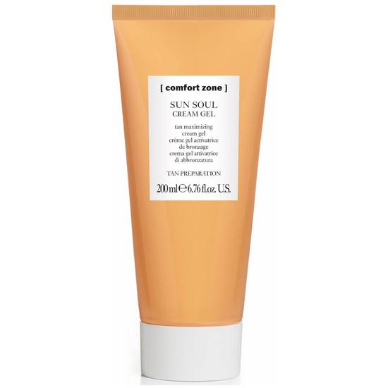 Comfort Zone Sun Soul Tan Maximizer Cream Gel 200ml