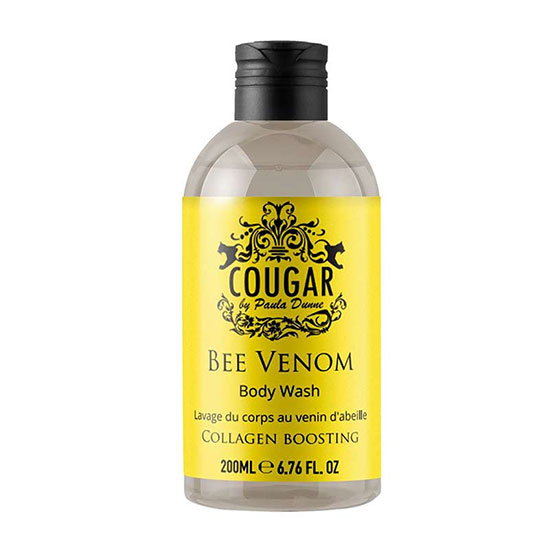 Cougar Beauty Bee Venom Body Wash 200ml