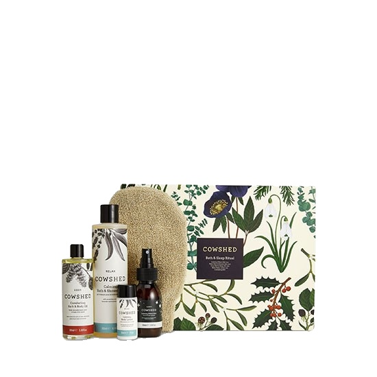 Cowshed Christmas Bath & Sleep Ritual Bodycare Gift Set